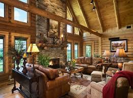 Log Home Pictures Interior Log Cabin Interior Decorating Planinar Info