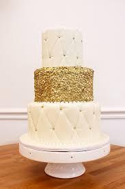 wedding cake gold wedding cakes oakleaf cakes bake shop