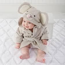 peignoir souris pour bébé lepeignoir fr