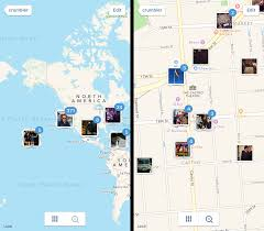 Nigeria Is Located On The World Map Around The by Instagram Is Getting Rid Of Photo Maps The Verge