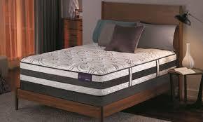 Serta Icomfort Bed Frame Serta Icomfort Xl Applause Ii Hybrid Plush Mattress