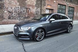 sporty audi the audi s3 is the sports sedan you didn t you were waiting