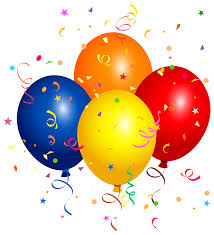 confetti and balloons png clipart image gallery yopriceville