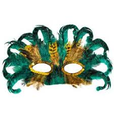 green mardi gras mask venetian style mardi gras feather masks are ideal for proms and