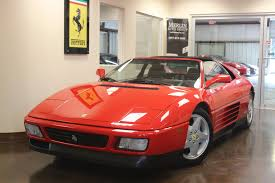 348 ts price used 1992 348 stock p3258 ultra luxury car from merlin