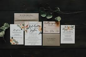 Wedding Invitation Suite Katelyn And Taylor Wedding Invitation Suite D D E Aesthetics