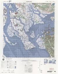 Saigon On World Map by