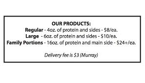 menu for diabetic fitmeals murray healthy meal delivery meal prep for athletes