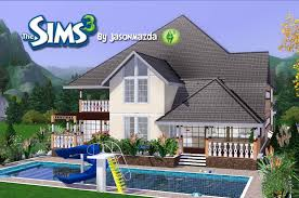 sims 3 family house plans amazing house plans