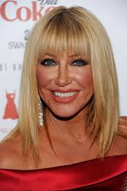 suzanne somers hair cut inspiring suzanne somers hairstyles with bang celebrity stock