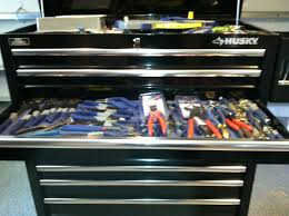 tool chest and cabinet set the tool review guy husky 40 inch tool chest and cabinet set