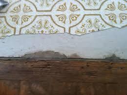 Vinyl Flooring Subfloor Flooring Should I Peel Off The Top Layer Of Vinyl In Preparation