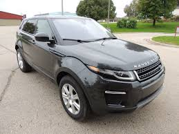 2017 land rover range rover evoque land rover madison vehicles for sale in madison wi 53719