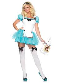 party city halloween costumes for womens alice costumes