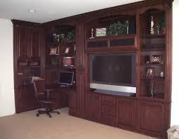 Custom Home Office Cabinets In Custom Built Wall Units U0026 Custom Made Built In Tv Wall Units In