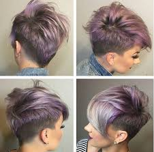 hair cuts that are shaved on both sides and long on the top for women shaved sides short hair short cuts pinterest shaved sides