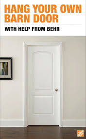 379 best all about paint images on pinterest behr premium plus easy barn door paint and install