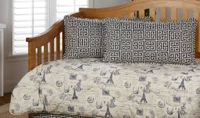 daybed paris theme daybed comforter sets in white for cozy