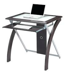 Small Glass Desks Small Glass Desk Awesome Small Glass Top Computer Desk Catchy Home