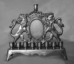 antique menorah chanukah lamp hanukah lamp menorah