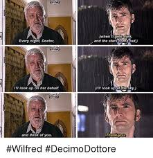 Wilfred Meme - every night doctor iti look up on her behalf and think of you when