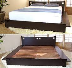 20 best platform beds images on pinterest wood bed frames solid