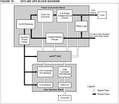 ups complete pic based ups with schematic firmware pcb layout