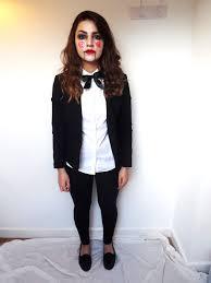 we speak fashion halloween billy the puppet