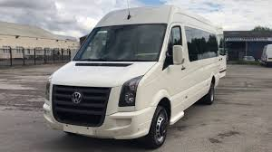 volkswagen crafter 2010 2009 58 volkswagen crafter cr50 minibus wav wheelchair disabled