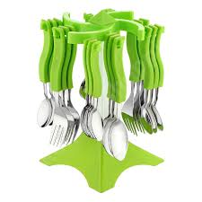 cutlery sets 1299 buy cutlery spoon set with stand online