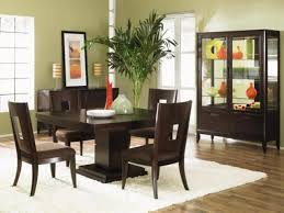 square pedestal dining table is flexible furniture
