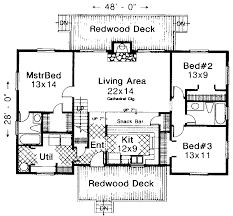 small mountain cabins floor plans decohome