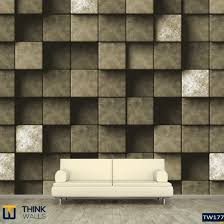 customised 3d wallpaper installed at a client location in