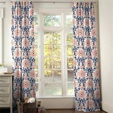 Coral And Gray Curtains Coral Colored Curtains Colorful Curtains Size Of Colorful