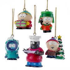 south park ornament set thinkgeek