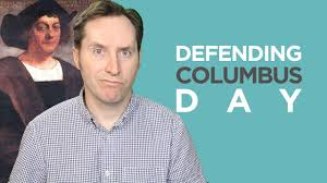 in defense of columbus day sort of answers with joe youtube