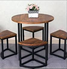 small wrought iron table small cafe table small cafe tables pastoral retro round wrought iron