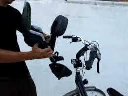 siege velo devant siège de vélo avant bobike mini
