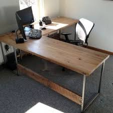 Computer Desk Wood Custom Desks Custommade