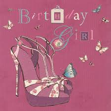 birthday cards with shoes birthday shoes card lola cardspark