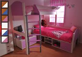 L Shaped Bunk Beds Pine Stompa Casa - L shaped bunk bed