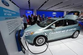 electric vehicles ford confirms plans for a long range tesla and gm beating electric