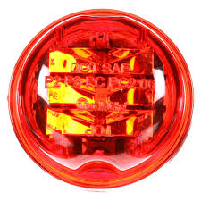 truck lite marker lights truck lite 30 series high profile led marker clearance light