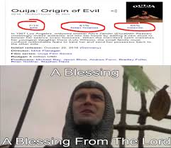 Origin Memes - ouija origin of evil is a good sequel by kouliousis on deviantart