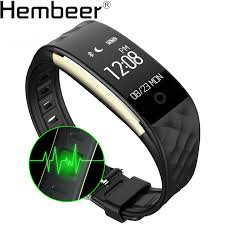 heart rate bracelet iphone images S2 bluetooth smart band wristband heart rate monitor ip67 jpg
