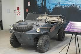 volkswagen jeep vintage vw 166 schwimmwagen musée des blindés de saumur france vw