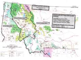 Montana Maps Es And Ws R1 Seed Zones Jpg