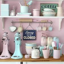 cute kitchen appliances retro pastel kitchen colors that ll make you squeal pretty pastel
