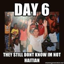 Haitian Memes - best of the day x and y suspects nothing meme smosh
