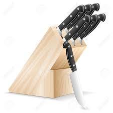 clip art kitchen knife block u2013 cliparts